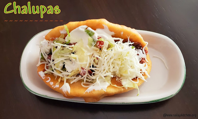 images of Chalupas Recipe / Bean Chalupas / Bean and Cheese Chalupas / Homemade Chalupas - Mexican Recipe