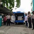 690 Dosis Vaksin Covid-19 Sudah Tiba di Puskesmas Kecamatan Tambora