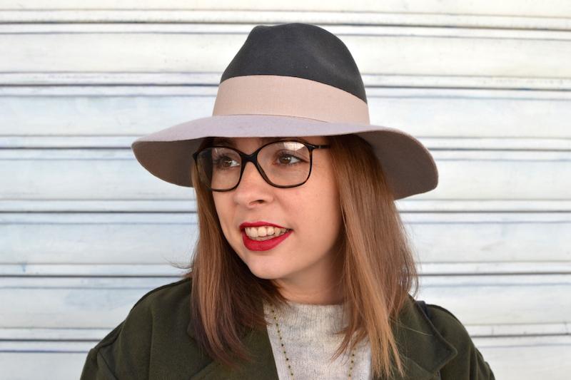 chapeau venant de La boutique à Chapeau sur Bordeaux