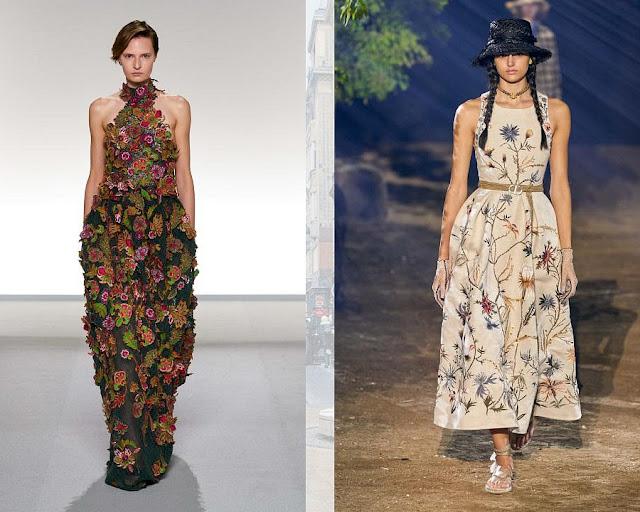Модные сарафаны и платья 2020 1-4