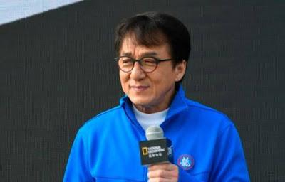 ¿Actor Jackie Chan en cuarentena por la  posibilidad de haber contraído Coronavirus?
