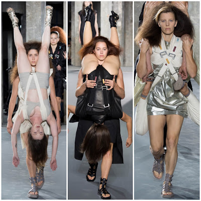 rick owens human backpacks