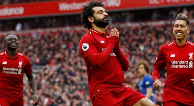 Vidéo - Premier League: le magnifique but de Mohamed Salah face à Chelsea