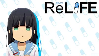 ReLIFE | Sub. Español | 720p MEGA