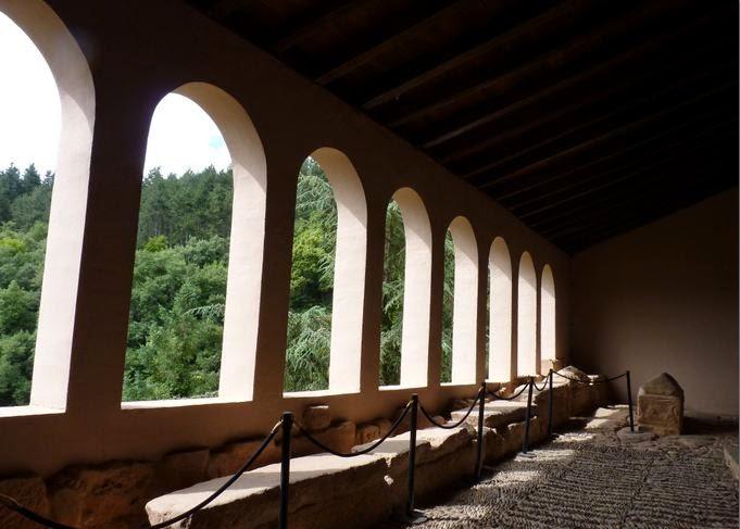 Monasterio de Suso.