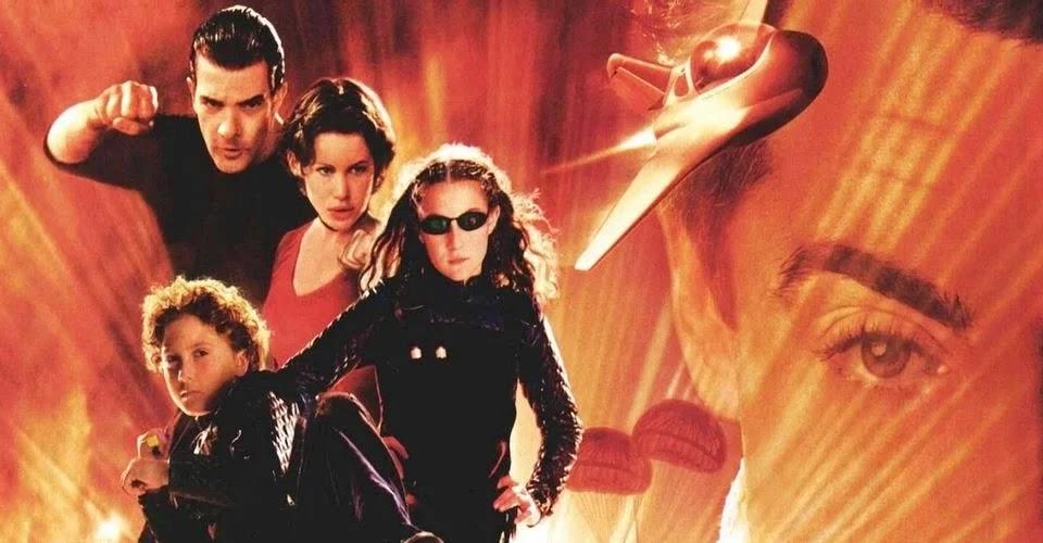 Spy Kids 1 Full Movie in Hindi Free Download 480p