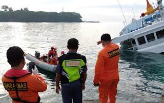 Sedih, Dini Hari Mendengar Kabar KM Dharma Rucitra 3 Nyaris Tenggelam Di Padangbai, Bali