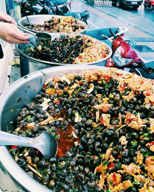 Kem bơ cô Vân - Chợ Bắc Mỹ An, Ngũ Hành Sơn, Đà Nẵng
