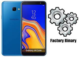 Samsung Galaxy J4 Core SM-J410F Combination Firmware