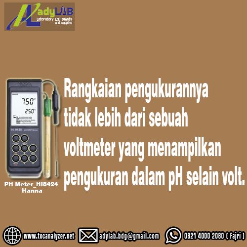 0821 4000 2080 Harga pH Meter Portable beli pH Meter Di Bekasi Ady Water