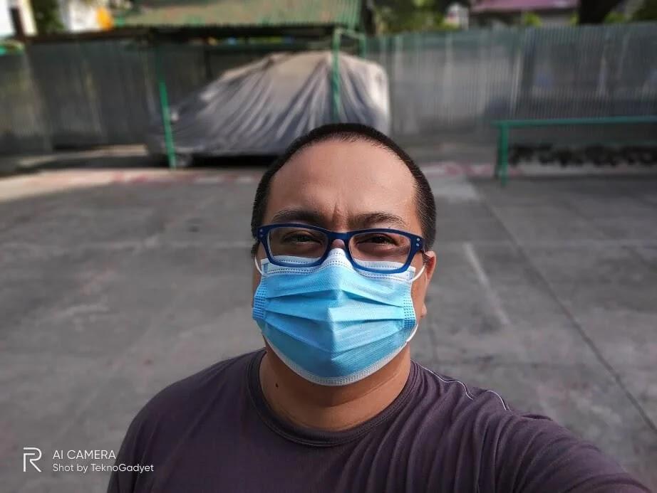 realme X3 SuperZoom Camera Sample - Portrait Selfie