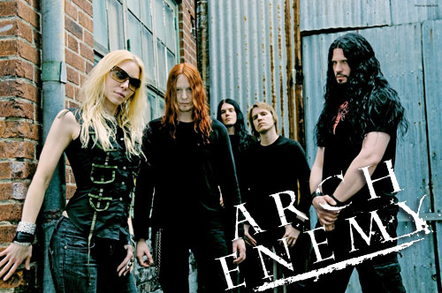Black Veil Brides Wallpaper Arch Enemy Wallpaper All About Music