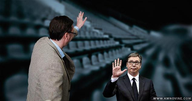 #Vučić #Vladar #diktator #masa