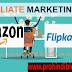 Amazon और Flipkart जैसे बड़े shopping website से affiliated program कैसे बनाते है और कैसे earning करते है