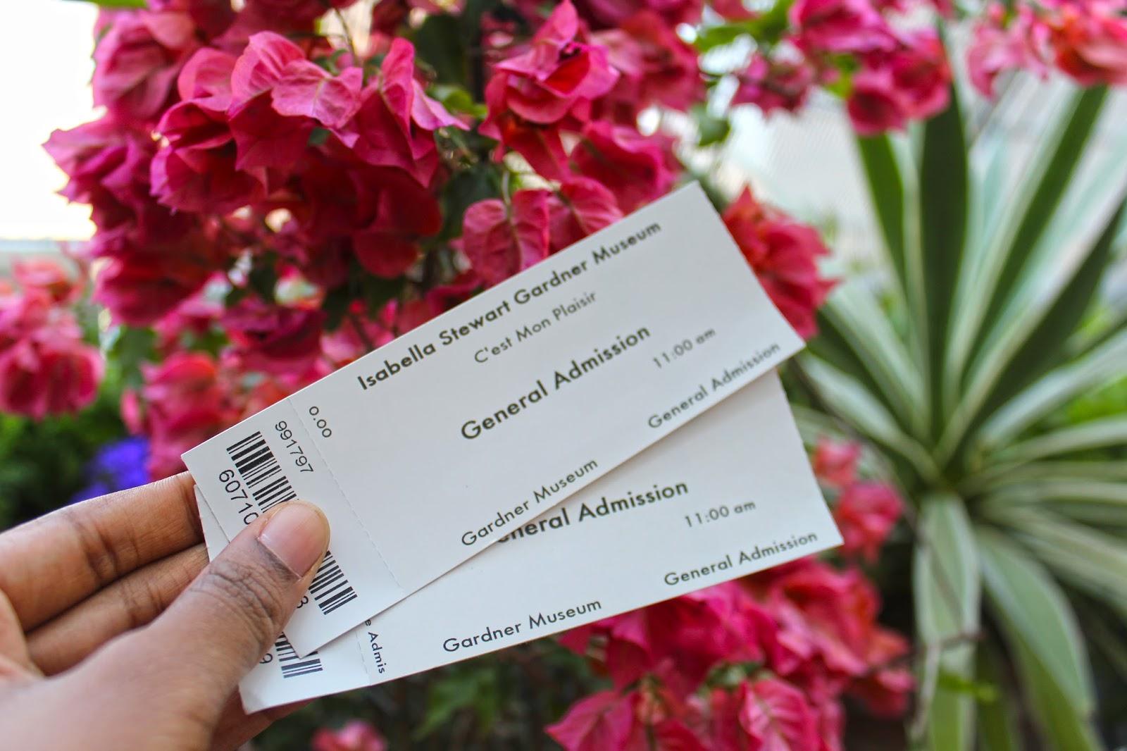 isabella stewart gardner tickets