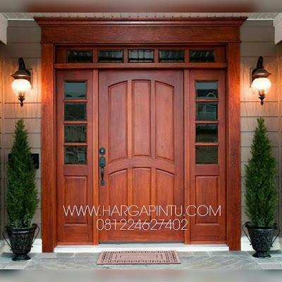 Inspirasi pintu rumah minimalis