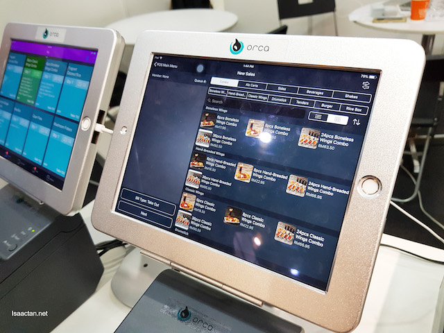 Orca BOS & Orca Lite - Business Operating Solutions For F&B Businesses
