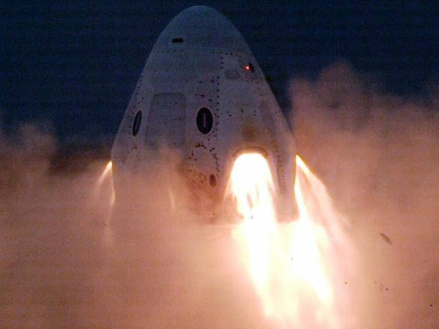SpaceX takes new mission into space