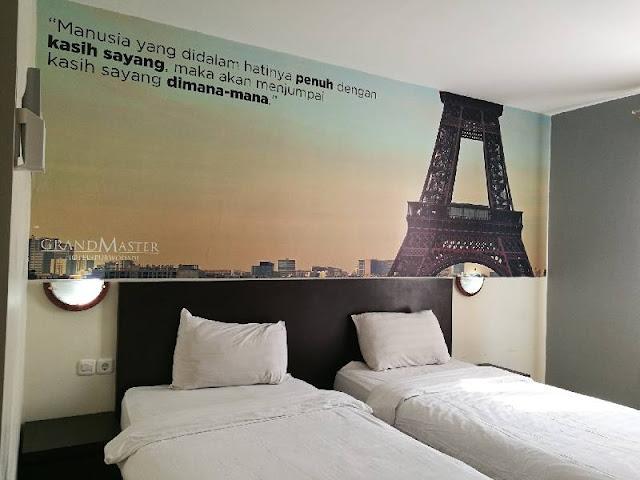 Harha hotel kyriad murah terjangkau