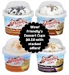 Friendly's Dessert Cups $0.50 at Tops with stacked offers
