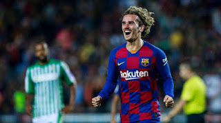 Griezmann determined succeed at Barcelona despite interest from Premier League clubs