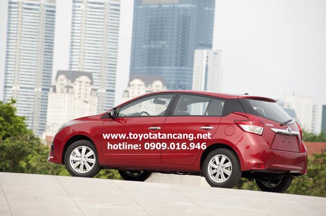 """toyota yaris 2015 toyota tan cang 3 -  - Giá xe Toyota Yaris 2015 nhập khẩu - """"Quả bom tấn"""" của dòng Hatchback"""