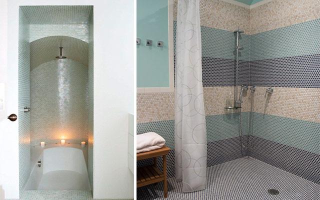 Modelos de duchas modernas for Duchas modernas