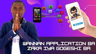 Wannan Application din zai yi maka amfani a wayarka