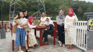 Hangout Bersama Keluarga Di Three-B Café Ketapang, Banyuwangi