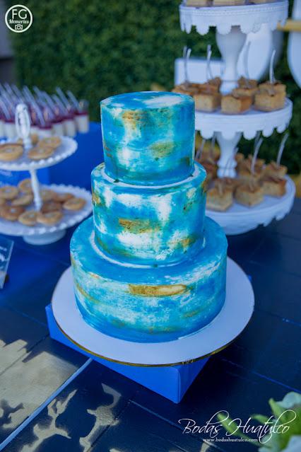 Boda en playa, Pasteles para una boda en playa, Beach Wedding, Bodas HuatulcoBoda en playa, Pasteles para una boda en playa, Beach Wedding, Bodas Huatulco
