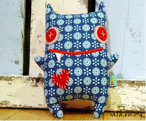 How to Make Simple Cute Doll Handicraft