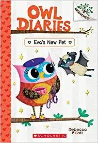 owl diaries age level