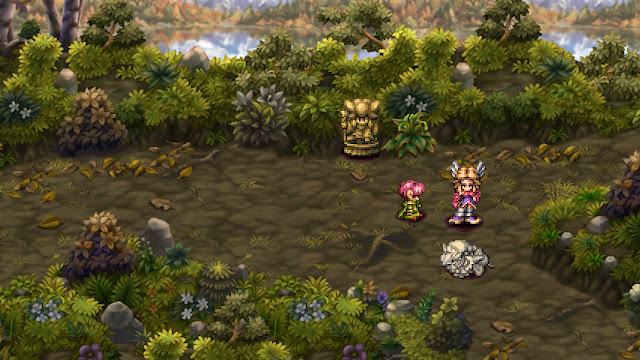 Legend of Mana Remastered - Referencia