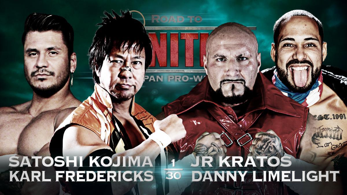 Cobertura: NJPW Road To Ignition (04/06/2021) – Bread Club!