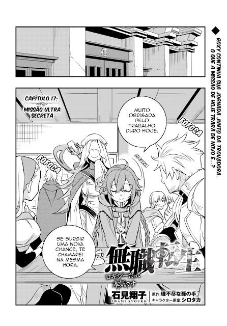 ilustração do capítulo 17 [Missão Ultra Secreta]
