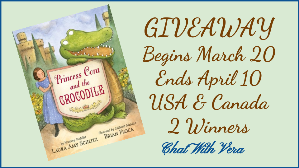 Giveaway March 20-April 10 USA/CANADA