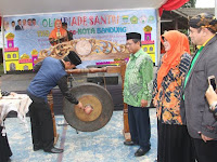 1.081 Santri TKQ/TPQ Ikuti Olimpiade Se-Kota Bandung