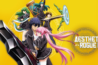 Hagure Yuusha no Aesthetica Batch Subtitle Indonesia