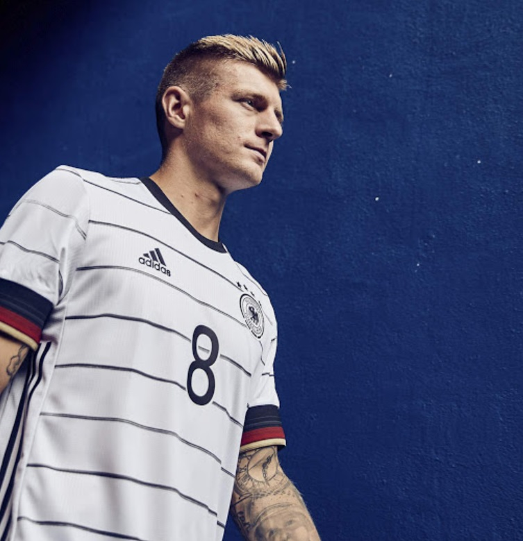 Germany Euro 2020 Home Kit design