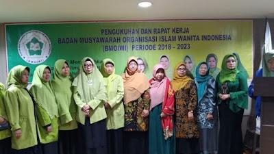 Resmi Dikukuhkan, BMOIWI DKI Jakarta Didorong Turut Memajukan Ibukota