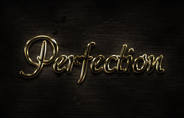 Text Effects using Photoshop CS5 Tutorial Links | Taffbryn's Blog Page
