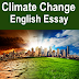 Climate Change And Monsoon Trends Long Essay
