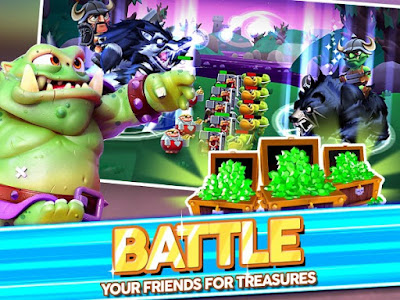 Monster & Commander MOD APK v1.4.3 Unlimited Money