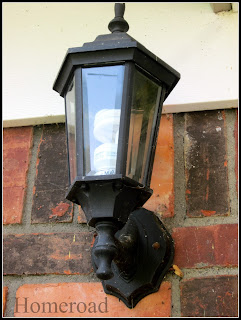 How to Replace an Outside Light