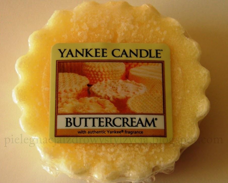 Yankee Candle: Buttercream i Black Cherry
