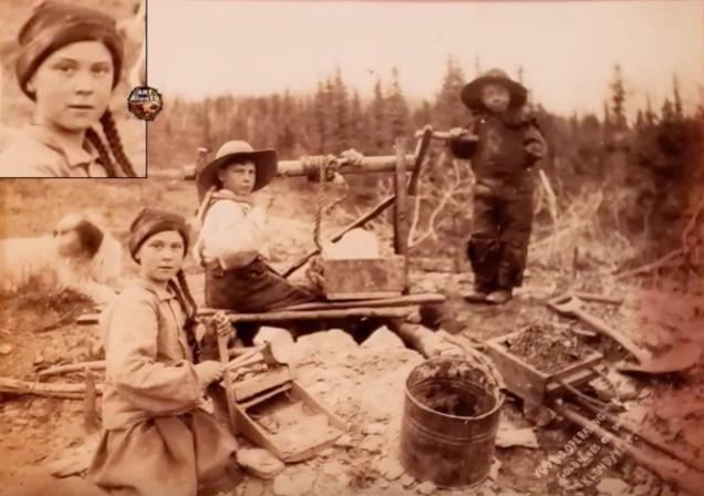 Грету Тунберг обнаружили на фото 1898 года