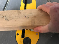 Making a series of cuts