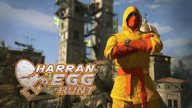 Dying Light - Harran Egg Hunt