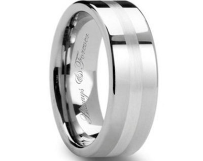 The Best Quality Mens Spinner Wedding Bands