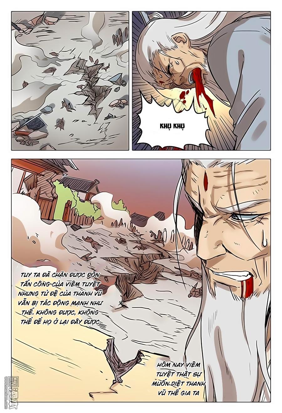 Vạn Giới Tiên Tung Chap 77 - Trang 7